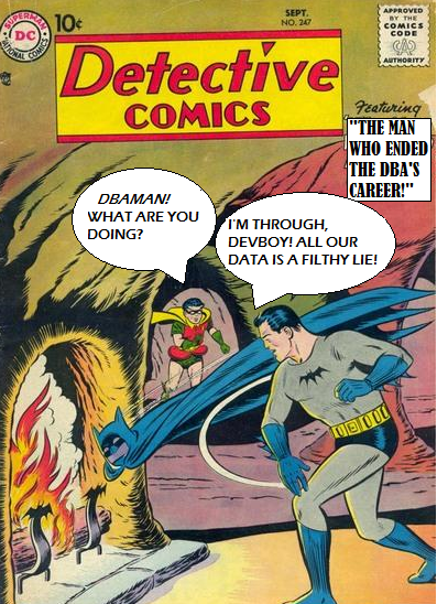 Data Detective Comics